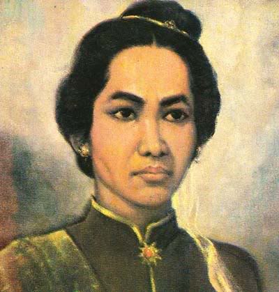 Sejarah / Biografi Pahlawan Cut Nyak Dien (1848-1908)