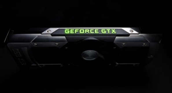 nvidia geoforce GTX
