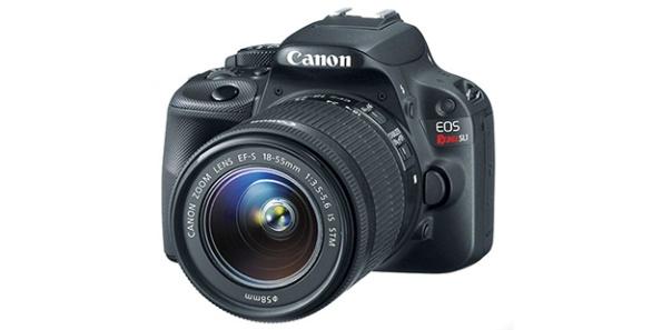 camera cannon