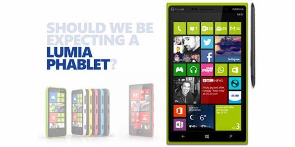 nokia phablet 6 inch